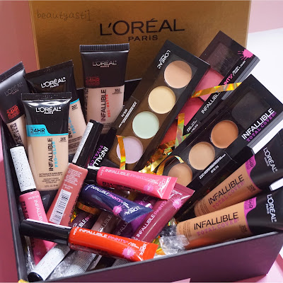 loreal-paris-infallible-series-unboxing-hampers.jpg
