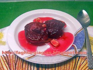 Βανίλια φρούτο γλυκό του κουταλιού - από «Τα φαγητά της γιαγιάς»
