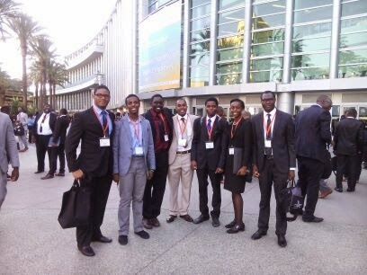We Are Tufts NSBE An Overview of the 41st Annual NSBE Convention  Tufts Career Center Blog
