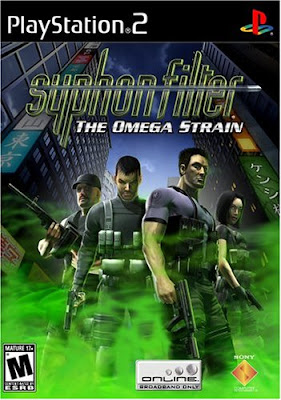Syphon Filter: The Omega Strain (PS2) 2004