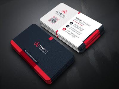 mẫu card visit cá nhân