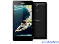 Cara Flashing Sony Xperia ZR LTE C5503 Via Flashtool