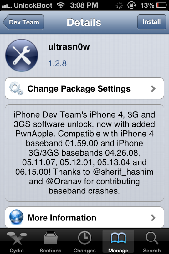 Repo666 ultrasn0w download free.