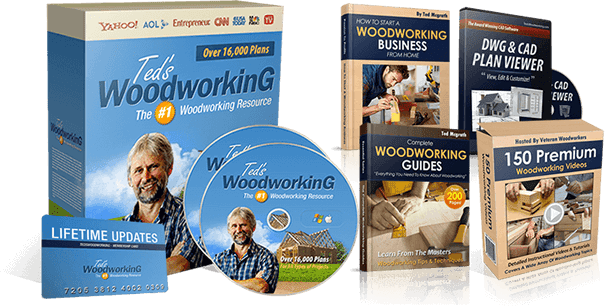 Woodworking Plans-TedsWoodworking Plans Review and Bonus