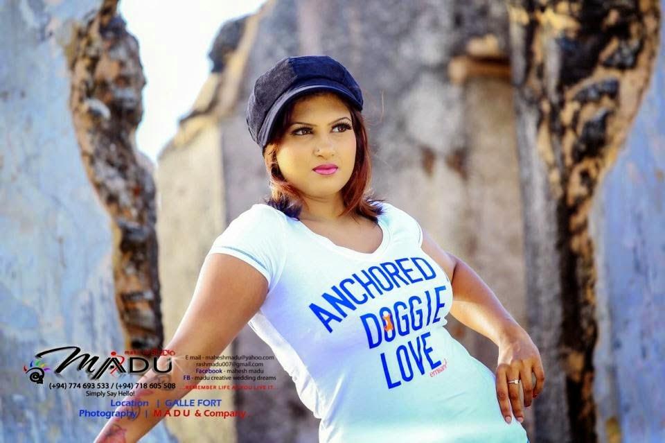 Sri Lankan Actress Latest Hot Photos