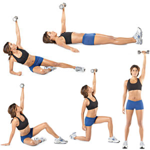 Laps in Life: Strength Training Workout