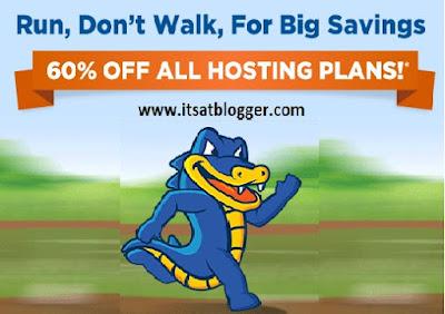 Hostgator Flash Sale Upto 60% Off September 2017