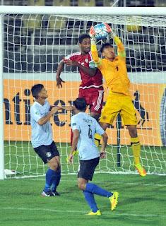AFC U16 Championship: India 2-3 UAE