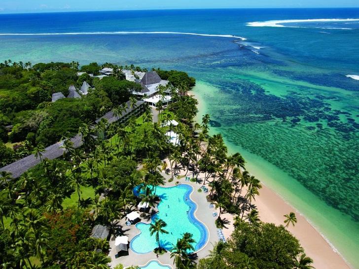 Republik Fiji, Negara Kepulauan dengan Banyak Pegunungan