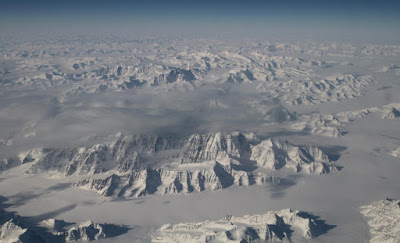 Greenland ice sheet is melting freakishly early