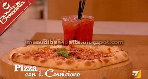 Pizza Con Cornicione La Ricetta Di Benedetta Parodi