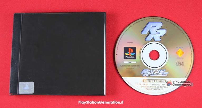 I Commemorative Disc   PlayStation Generation