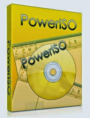 PowerISO 6.1 Full + Crack 2019 Free Download (x86-x64)