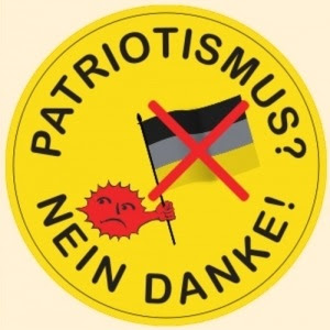 Patriotismus? Nein Danke!