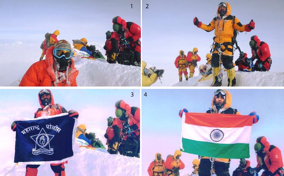 Indian Couple Who Claimed to Have Conquered Everest Questioned for Photoshopping Summit Photos