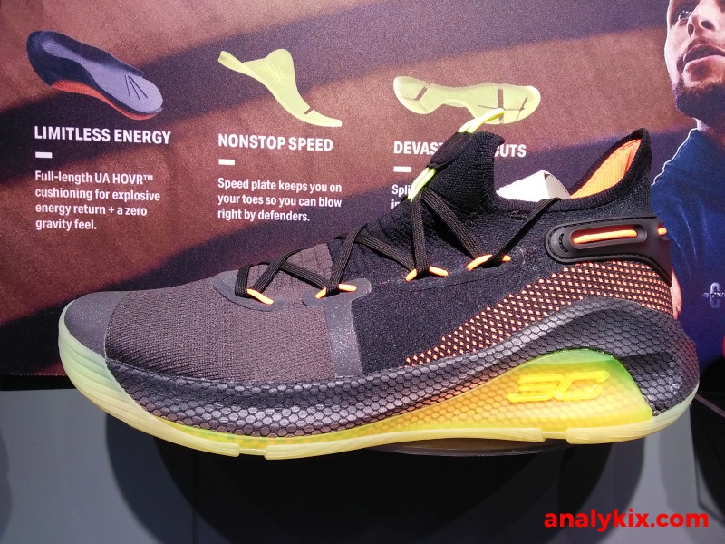 premium selection 41109 f5e95 kixspotted: Under Armour Curry 6 | Analykix