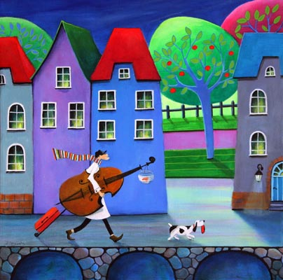 iwona lifsches paintings - ☆平平.淡淡.也是真☆  - ☆☆milk 平平。淡淡。也是真 ☆☆