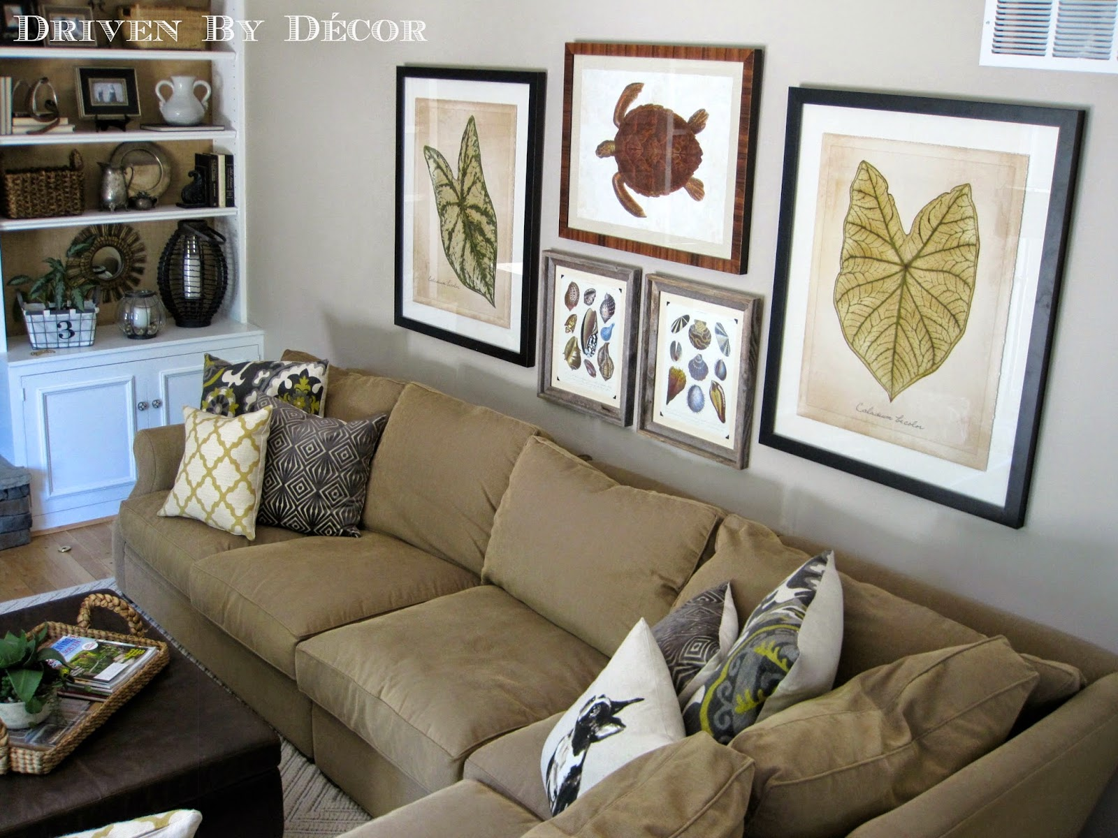 Fresh House Tour Family Room