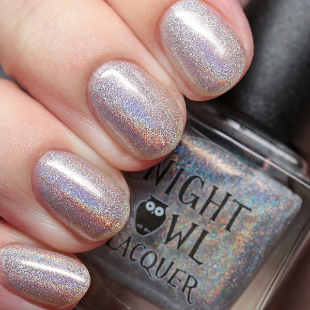 Night Owl Lacquer Just Like Magic