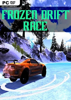 Download Frozen Drift Race PC Game Gratis