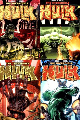 House of M: Incredible Hulk 83-86 PDF