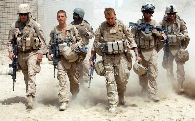 Belum puas terlibat dalam perang panjang, AS akan kirim pasukan lagi ke Afghanistan