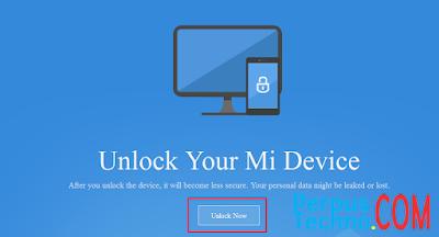 Cara Terbaru Unlock Bootloader Semua Jenis Xiaomi Dengan Mudah