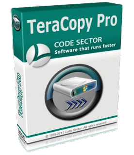 تحميل برنامج تيرا كوبي TeraCopy 2017 لتسريع نسخ ونقل الملفات