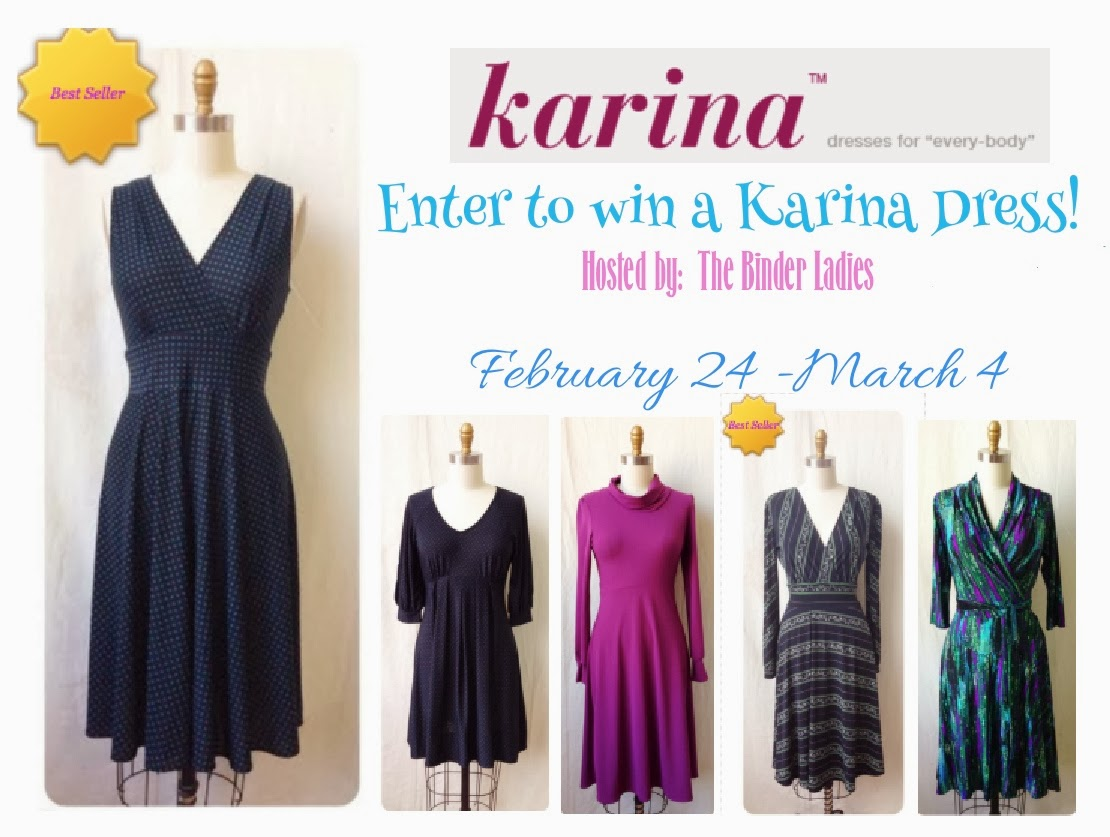 karina dress giveaway