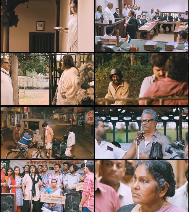 Utopiayile Rajavu 2015 Malayalam DVDRip x264 700MB ESubs