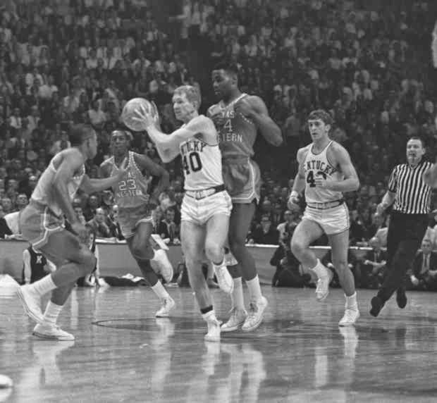 158fd2f37ce In 2016, it will mark 50 years since Kentucky lost to Texas Western in the  1966 men's national championship game, a game now viewed as one of the most  ...