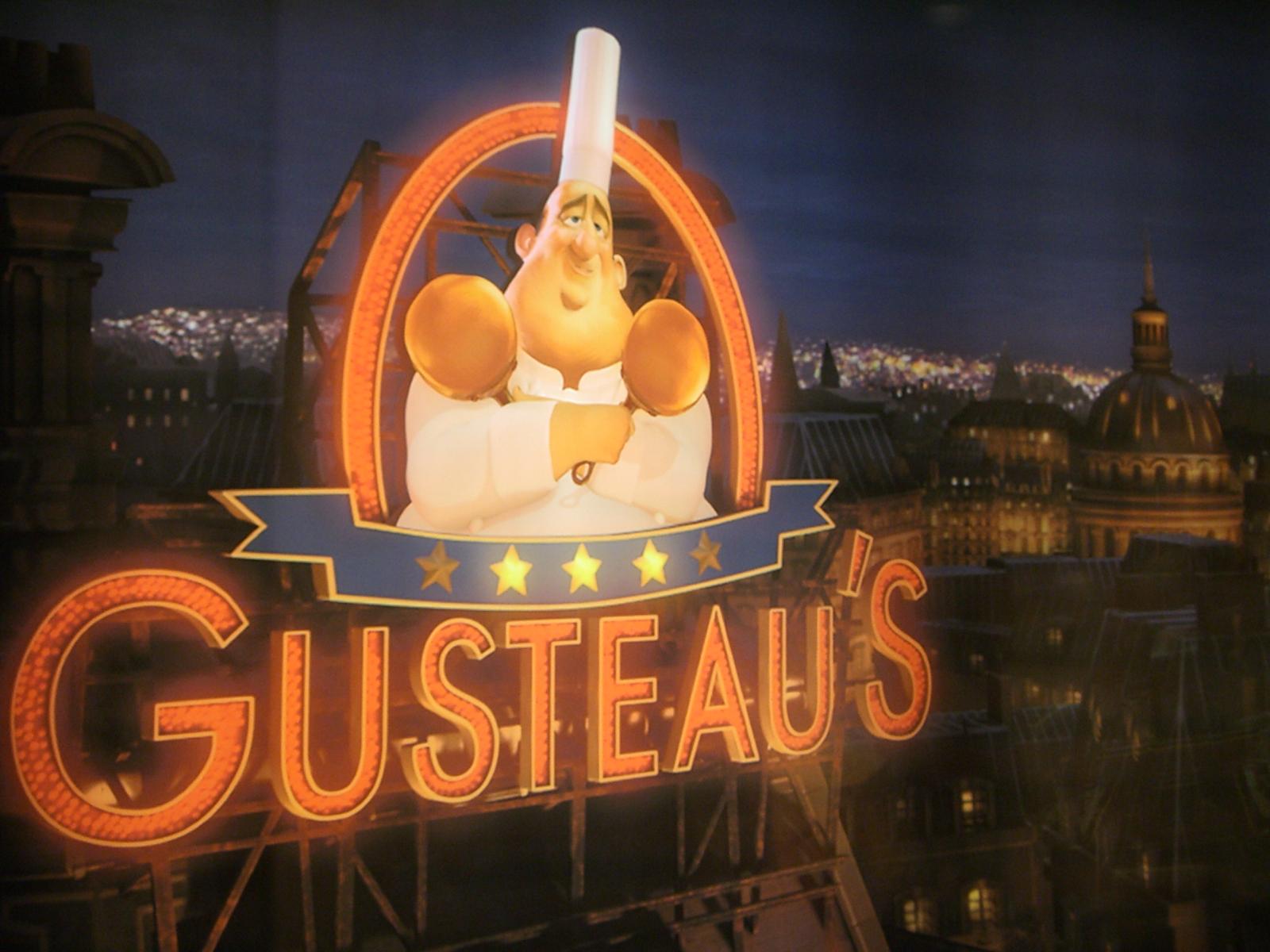 Chef Gusteau S Restaurant