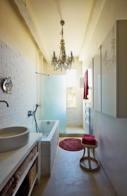 Marie Claire Maison Salle De Bain The House By The Danube: Eclectic And Ethnic Mix In Marseille