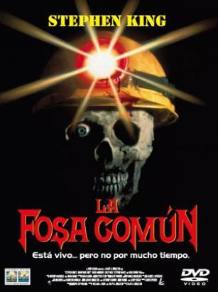 La Fosa Común (The Graveyard Shift, 1990) / Carátula DVD