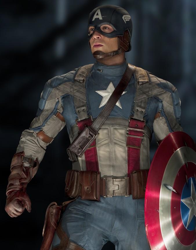 captain america 1 stream