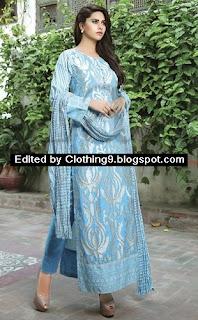 Lala Textiles Dahlia Lawn Dresses