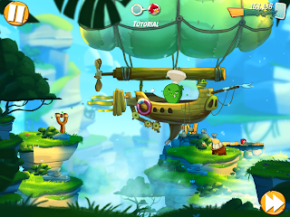 تحميل لعبة Angry Birds 2 للايفون والايباد