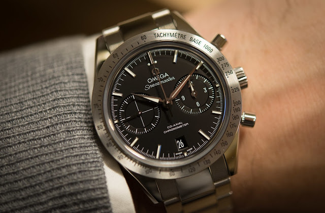 Baselworld 2017: Omega Speedmaster 1957 Swiss Watch Guide