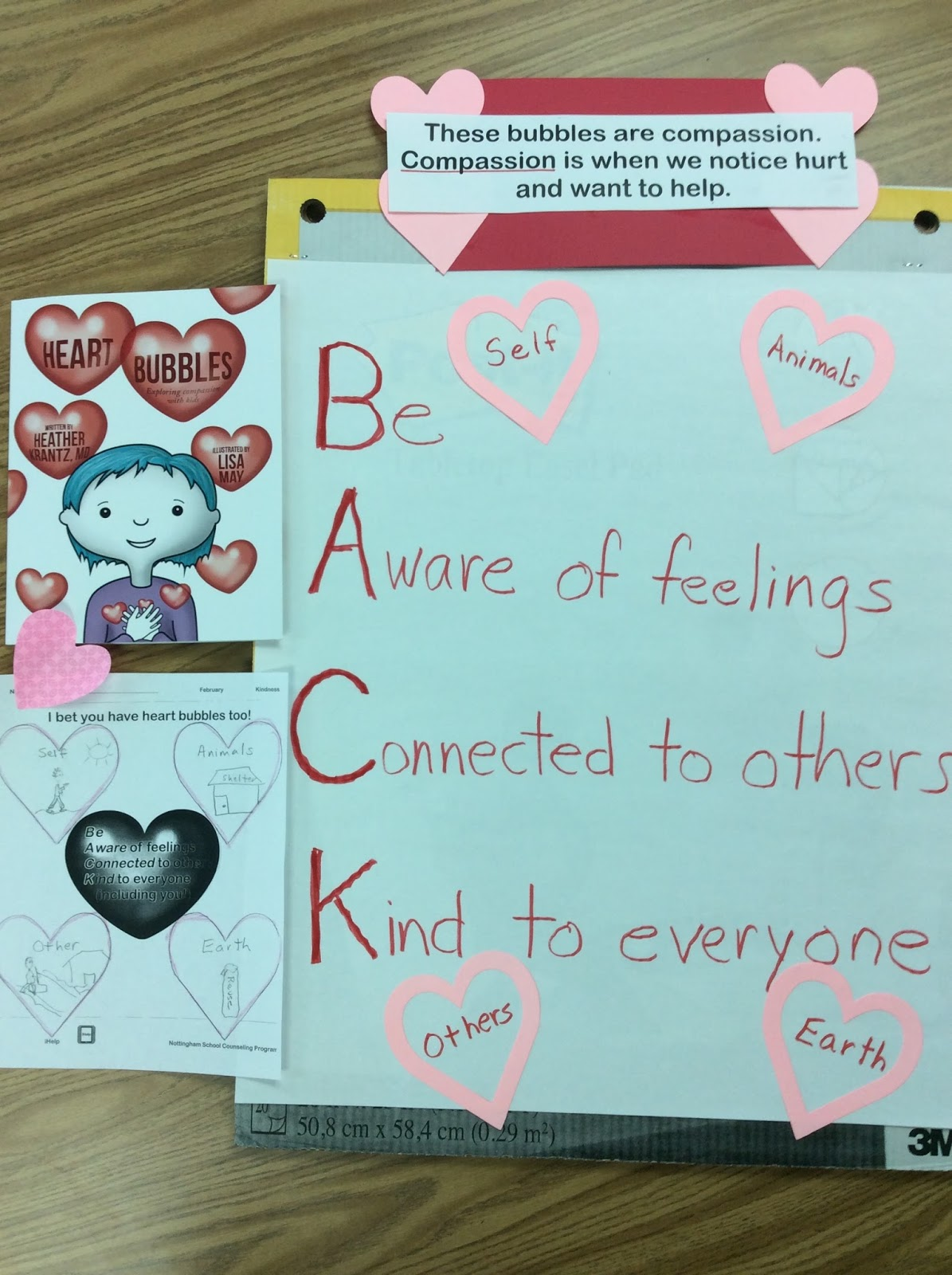 Elementary Counseling Blog February Is Kindness Month