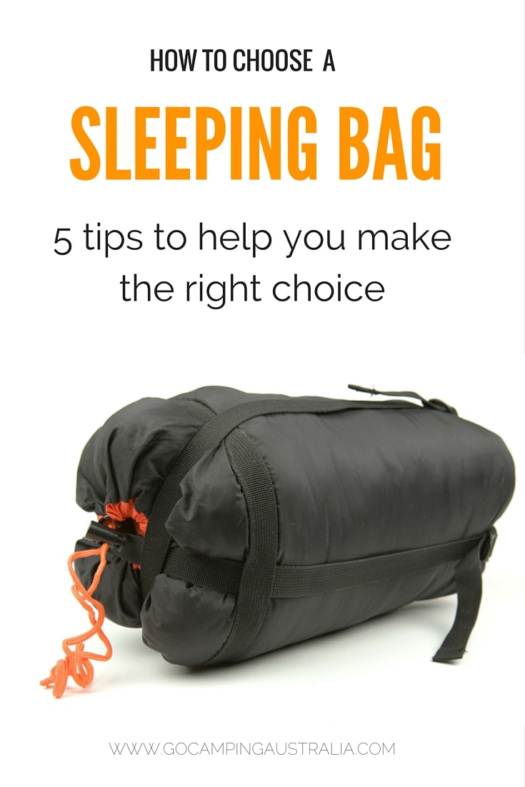 Tips for Choosing a Sleeping Bag