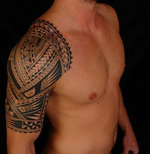 maori tribal dövmeler tattoos 6