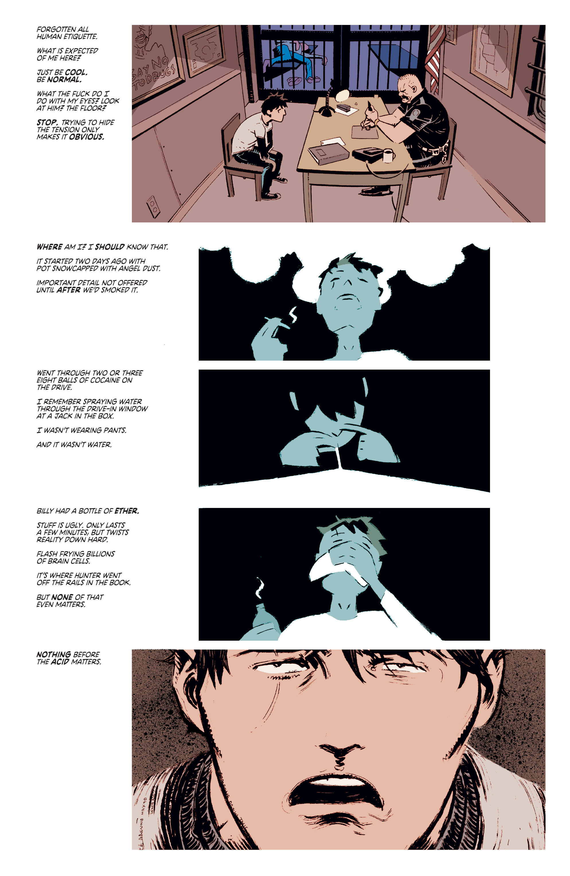 Read online Deadly Class comic -  Issue #4 - 3