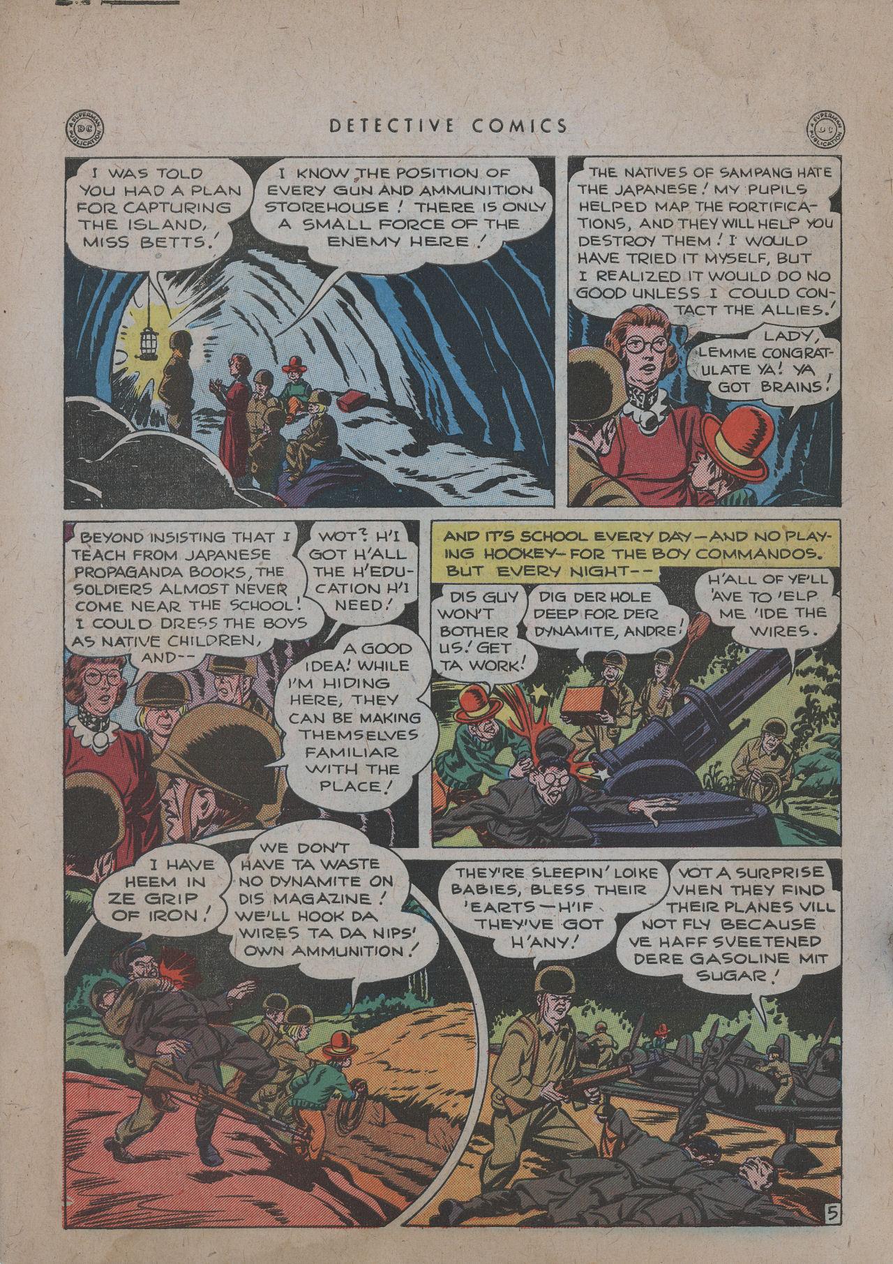Read online Detective Comics (1937) comic -  Issue #101 - 44