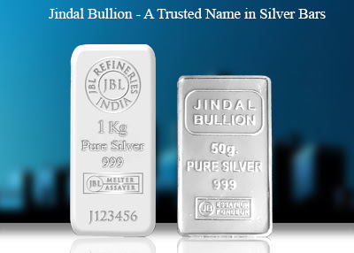 Jindal Bullion - A Trusted Name in Silver Bars
