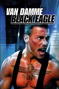 Poster Black Eagle