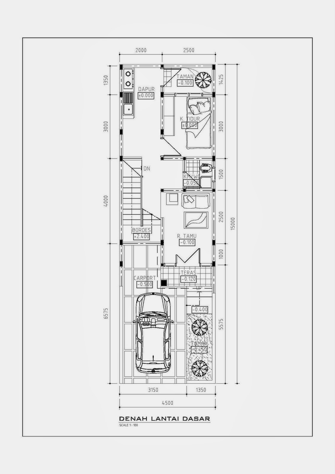 Image Result For Design Interior Rumah Minimalis Modern Lantai