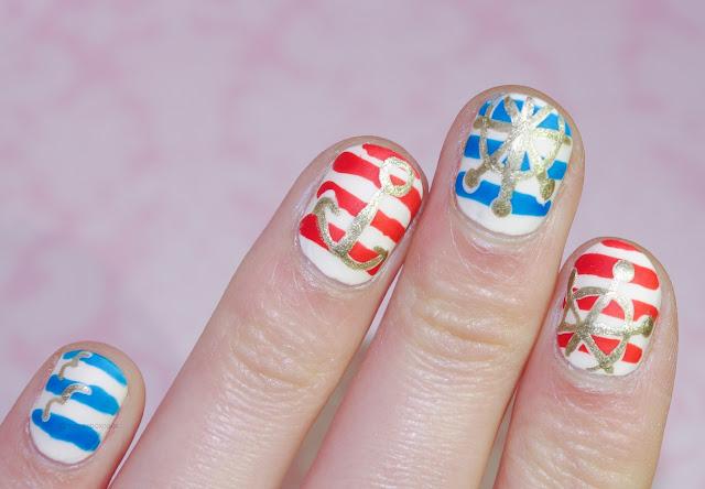sailor nails image
