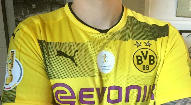 Borussia Dortmund 17-18 Home Kit Released - Footy Headlines