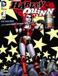 Harley Quinn (2014) Comic