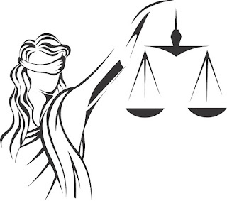 Justiça, Themis, Simbolo